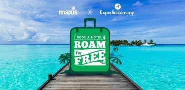 MaxisONE Expedia Free Roaming