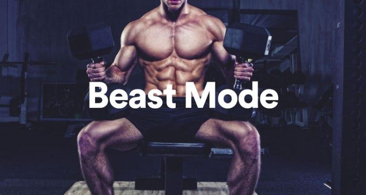 Spotify Beast Mode