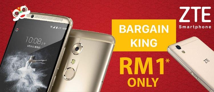 ZTE Bargain King