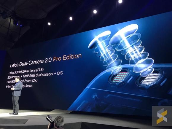 MWC17 Huawei P10