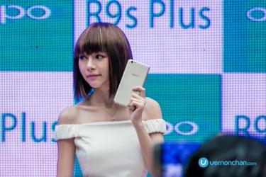 Min Chen OPPO R9s Plus