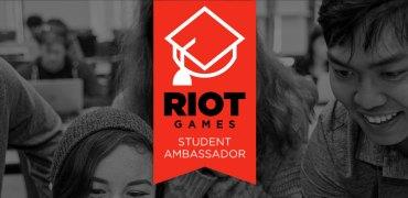 Riot Games Student Ambassador Program
