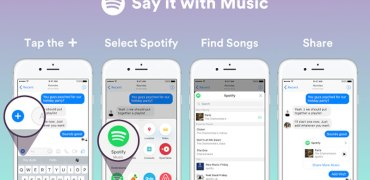 Spotify bot facebook messenger at Facebook f8