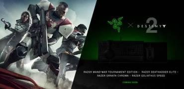 Razer Destiny 2 Premium Gear