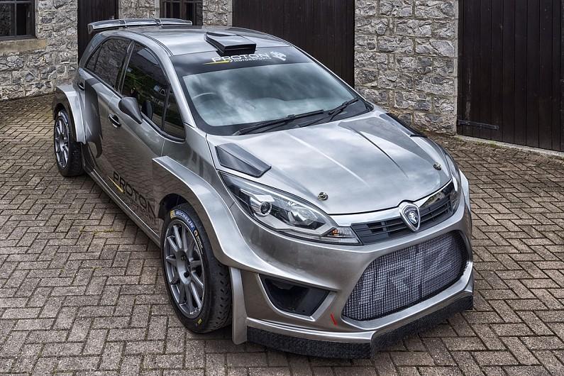 Iriz R5 WRC-2
