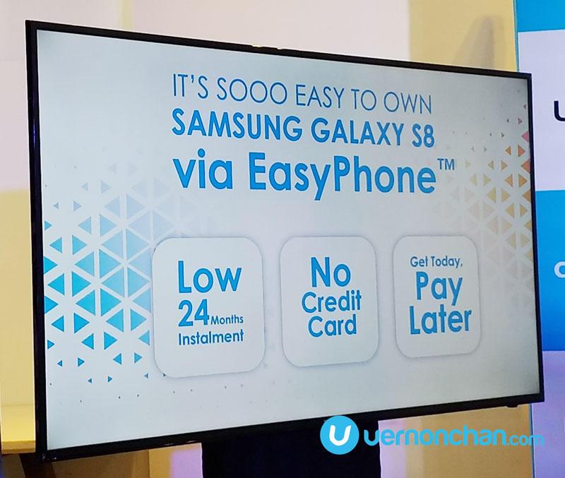 Samsung Galaxy S8 Celcom