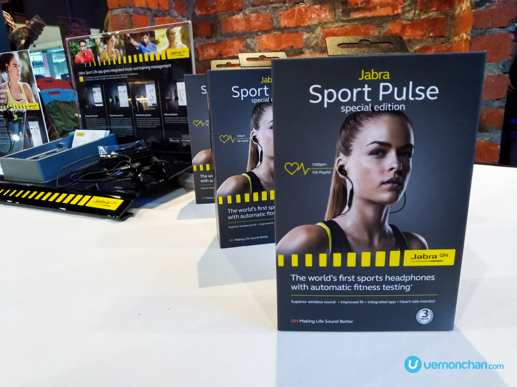 Take your workouts to elite level with Jabra Elite Sport
