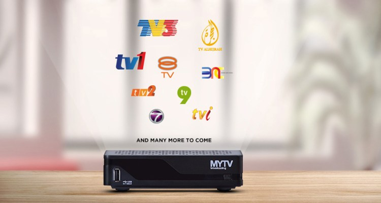myFreeview MYTV