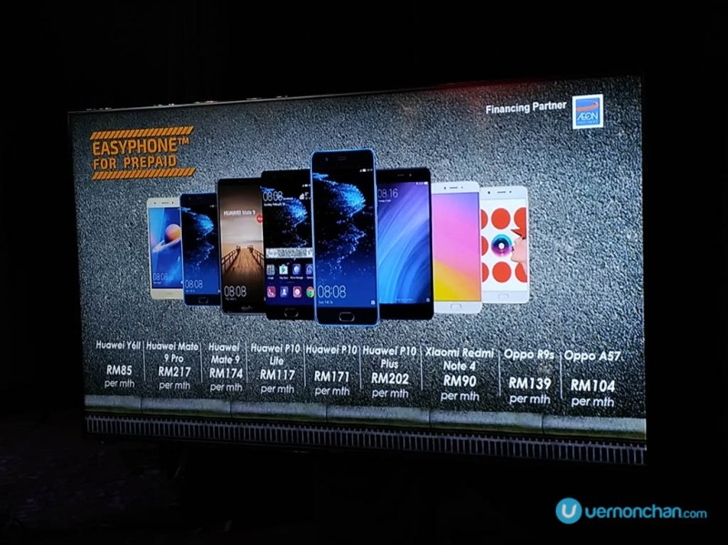 Celcom EasyPhone Xpax prepaid