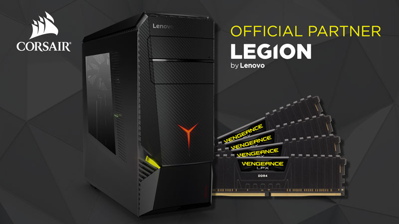 Lenovo Legion Y920 Tower Corsair