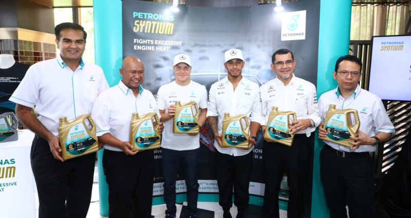 Petronas Syntium with CoolTech