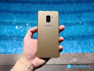 Samsung Galaxy A8 (2018) + A8+ (2018)