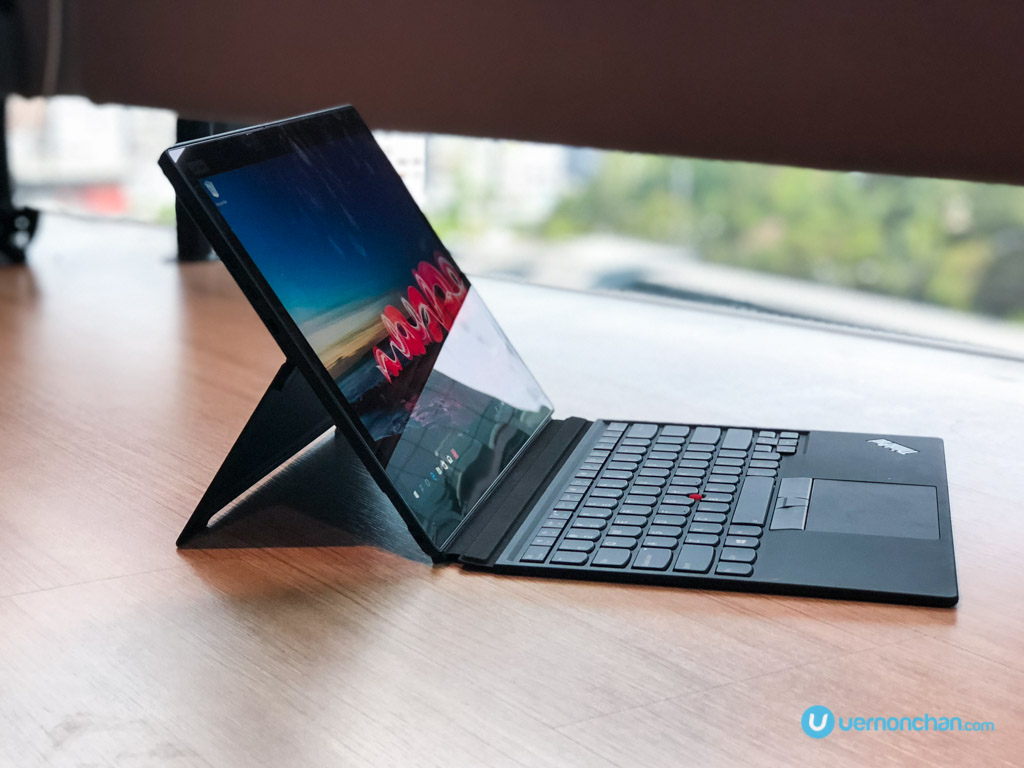 lenovo s sexy 2018 thinkpad x1 trio is here. Black Bedroom Furniture Sets. Home Design Ideas
