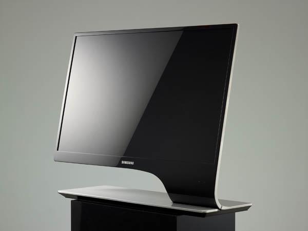 Samsung 3D LED monitor