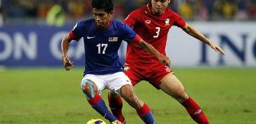 AFF Suzuki Cup 2012 MY vs THA