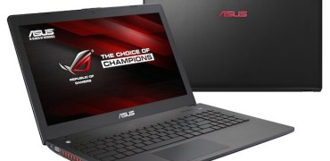 ASUS Republic of Gamers (ROG) G56 gaming notebook