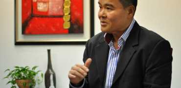 Andrew-Tan, Managing Director of SAS Malaysia