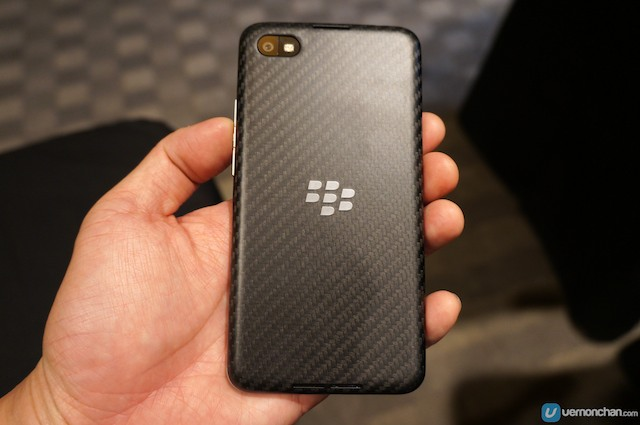 BlackBerry Z30 Launch 2