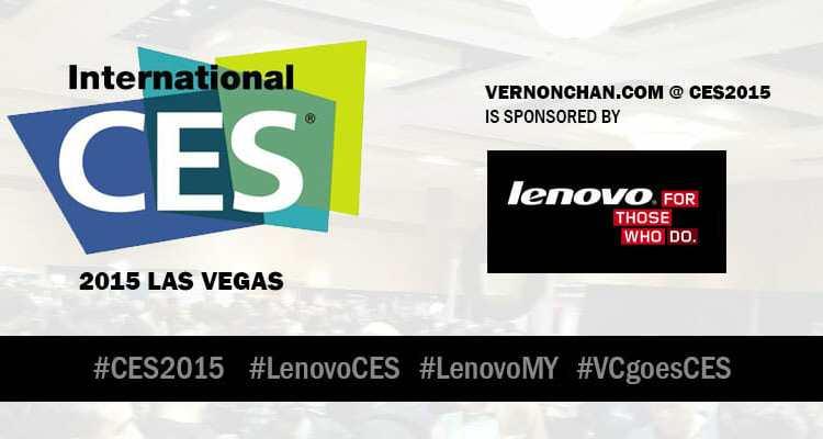 VERNONCHAN.COM @CES2015