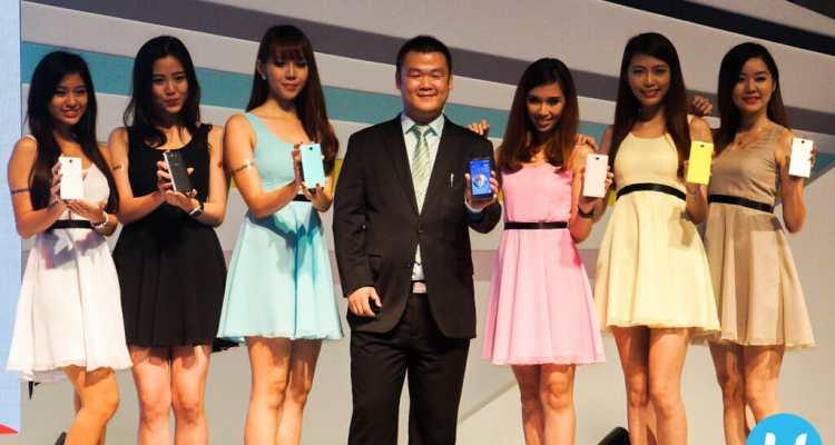 Huawei Honor 3C launch