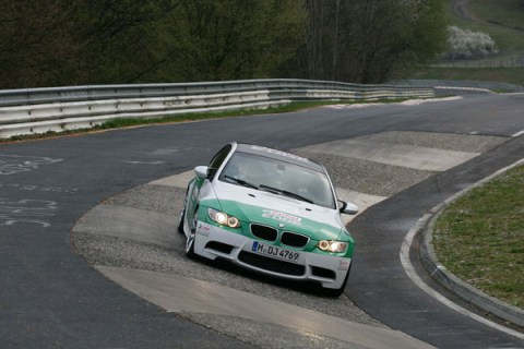 Castrol & BMW Motorsport Event 2011
