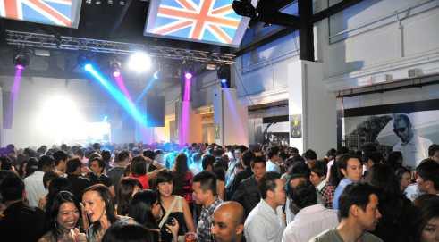 Johnnie Walker Jet-Black Party 2011