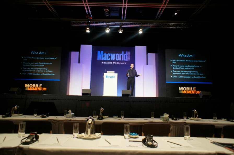 Macworld Mobile 2010