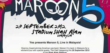 Maroon-5-Live-in-Malaysia