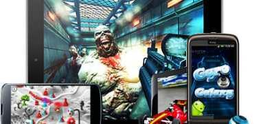 Mobile Games - Socialcubix