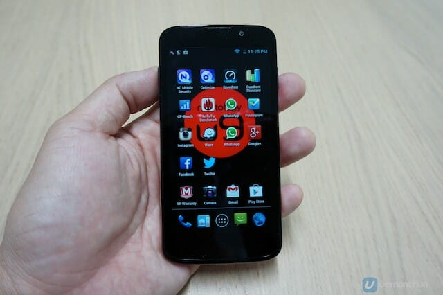 Ninetology U9R1 smartphone reviewed. http://vernonchan.com/tag/ninetology/