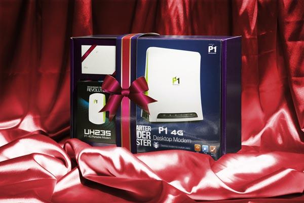 P1 OnePlan giftpack