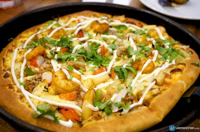 The Ramadan hero – Sari Lautan pizza