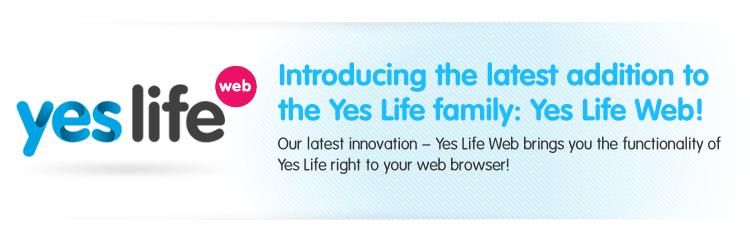 Yes Life Web thumb