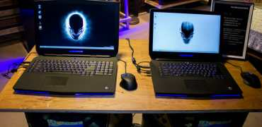Alienware 15 and 17