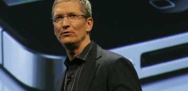 Apple CEO, Tim Cook. Image source: WorldTVPC