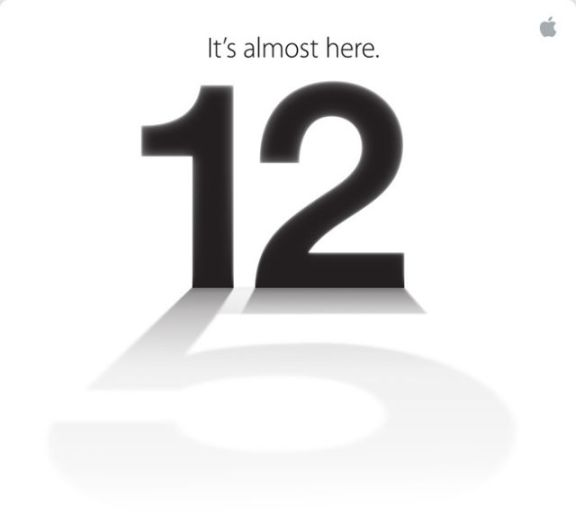iPhone 5 Event. Image source: Mashable