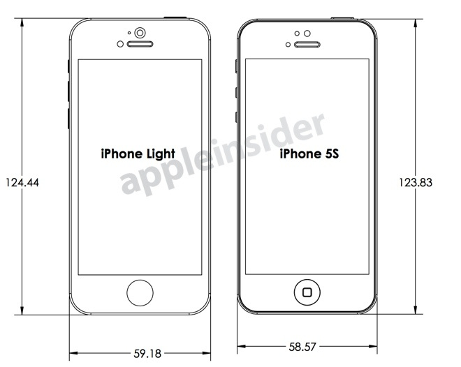 iPhone5 Light