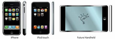 Apple Newton multitouch