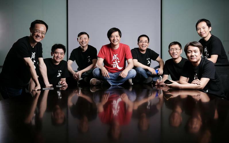 Xiaomi directors