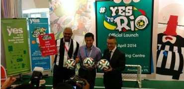 YesToRio launch