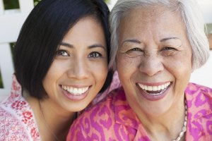 Precision Dentures at Vernon Denture Clinic