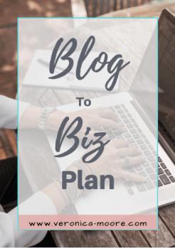 Blog to Biz Plan