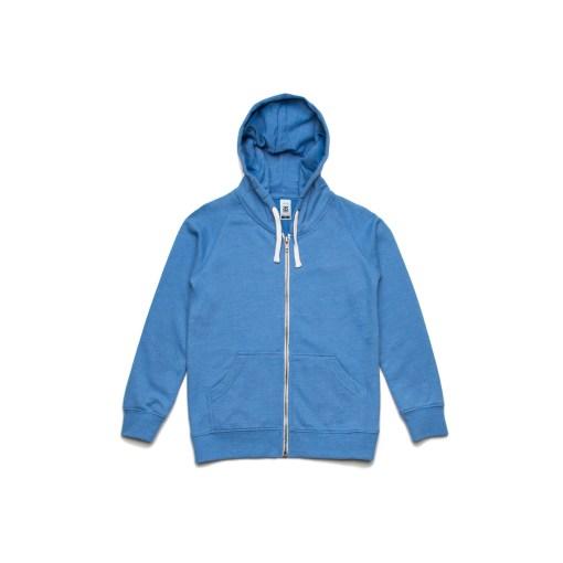 Kids Hoodie - Arctic Blue