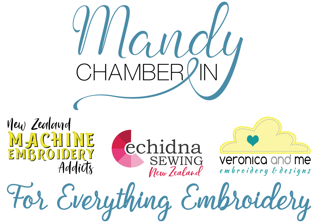 Mandy Chamberlin - For Everything Embroidery