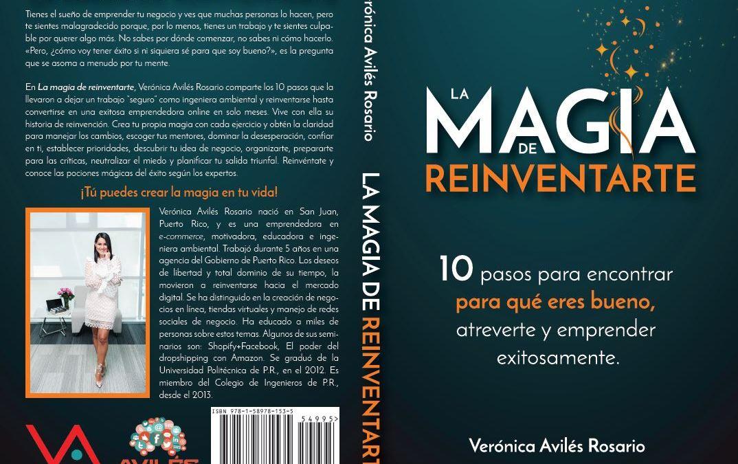 Mi Libro: La Magia de Reinventarte