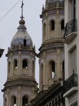 Desde plaza Dorrego - San Telmo