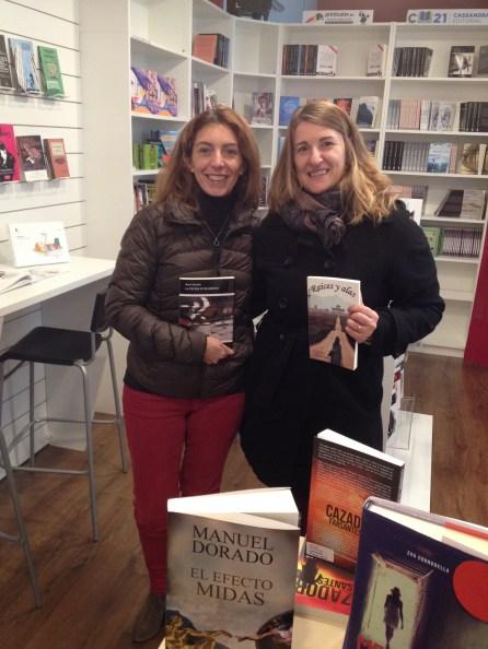 Verónica Fabra y Rocío Corriàs