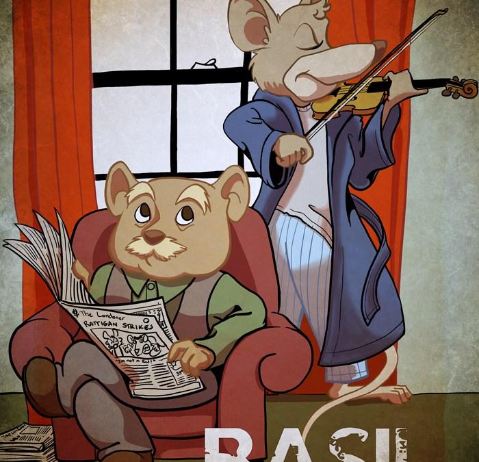 Basil and Dawson