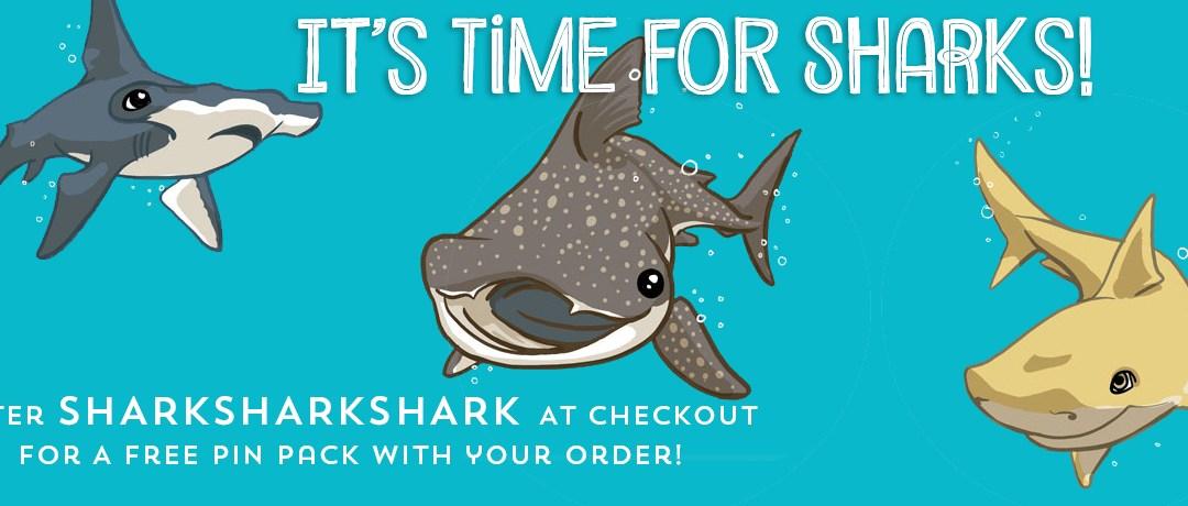 Shark Shark Shark Week!