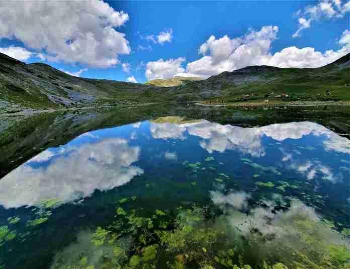escursioni nel lazio: lago della duchessa